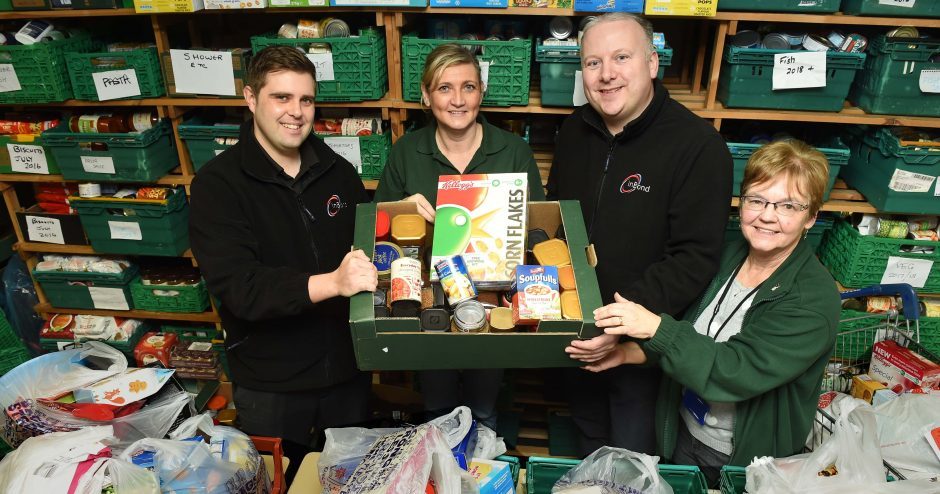 15000 Boost For Salvation Army And Food Banks